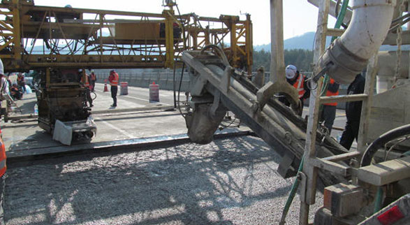 Concrete Commercial And Industrial Applications