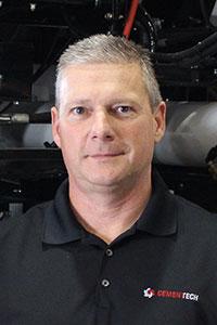 Mike Wood Sales Person Cemen Tech