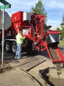 Nation's Mini-Mix volumetric pour