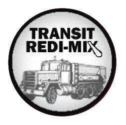 Transit Redi-Mix logo