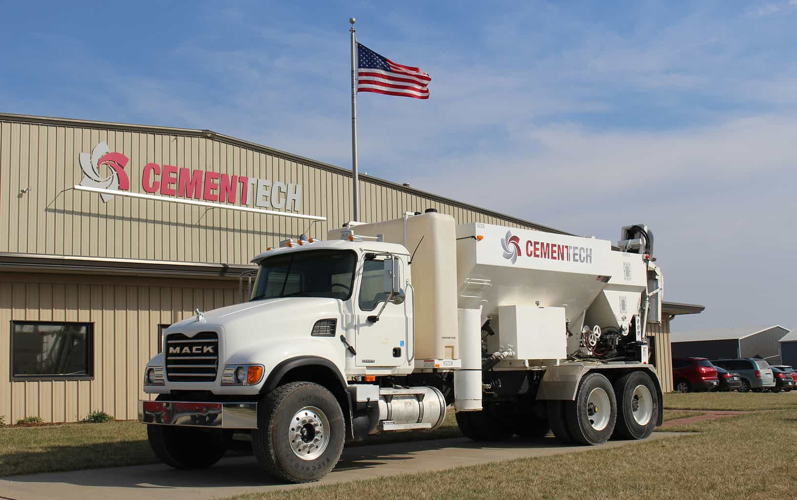 Used Stationary & Mobile Mixer Inventory