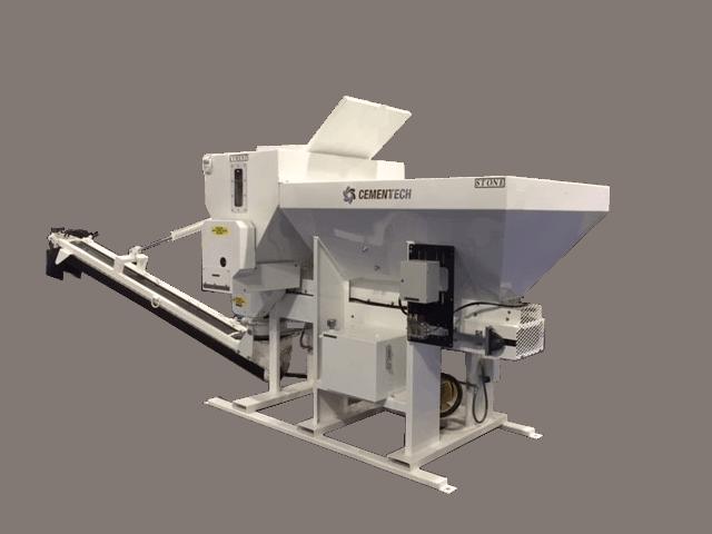 SCD2-50 Stationary Mixer