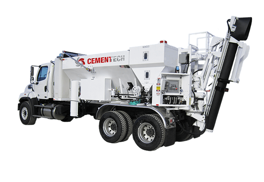 Cemen Tech M60 10 Yard Unit