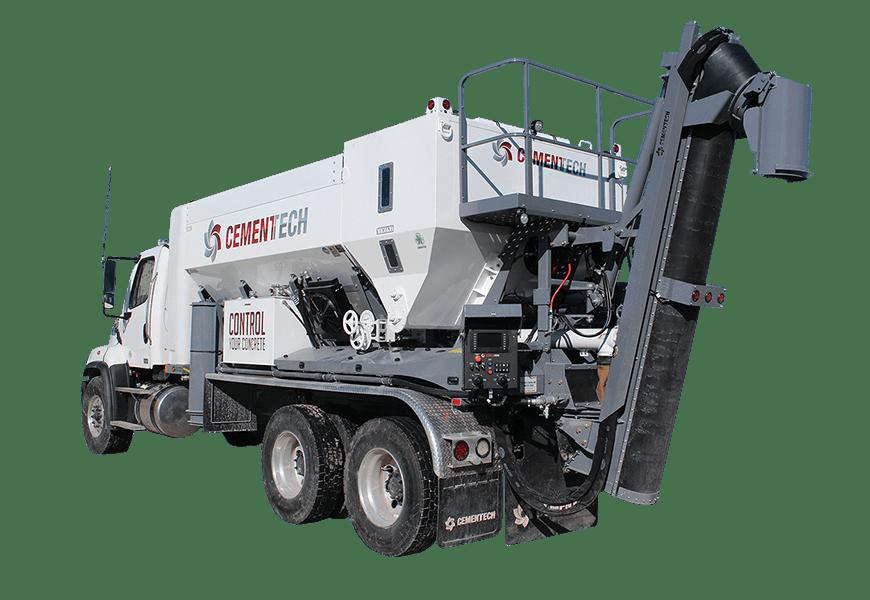 2018 Cemen Tech C60 Unit