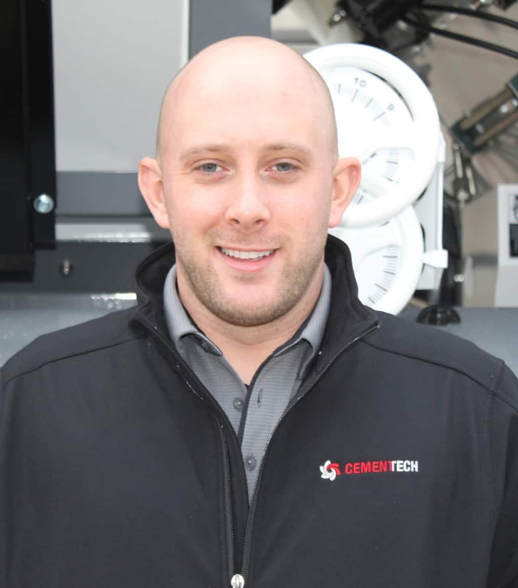 Hurd, Dale Cemen Tech Sales Team Northeast Regional Salesman